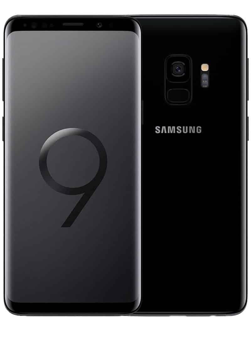 Samsung Galaxy S9 SM-G960U 64GB Black