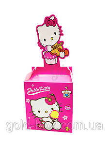 """Бонбоньерка подарочная коробка """"Hello Kitty1"""""""