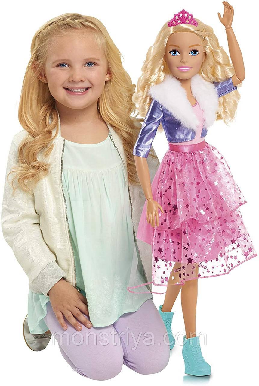 Ростовая кукла Барби, 70 см. Barbie Princess Adventure