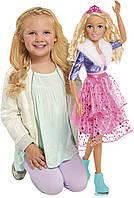 Ростовая кукла Барби, 70 см. Barbie Princess Adventure, фото 1