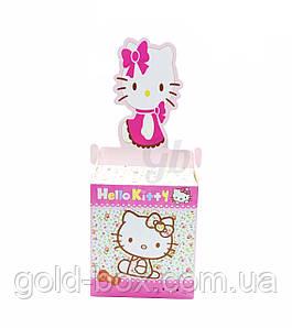 """Бонбоньерка подарочная коробка """"Hello Kitty3"""""""