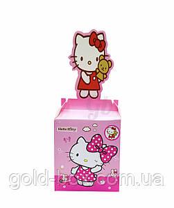"""Бонбоньерка подарочная коробка """"Hello Kitty4"""""""