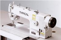 Typical GC6716MD Беспосадочная швейная машина с игольным продвижением со встроенным сервоприводом, фото 1