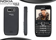 Обзор смартфона Nokia E63