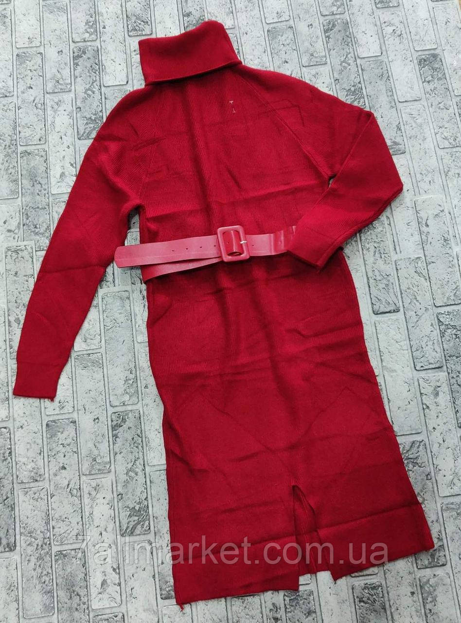 """Платье женское кашемировое под горло, размер 42-46 (5цв) """"LATTE"""" купить недорого от прямого поставщика"""