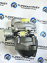 Новая турбина BMW 320d, M47Tu, (2001-2002), 2.0D, 110/150 717478-0001, 717478-0002,717478-0003, фото 4