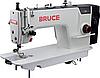 BRUCE Q5 Промислова прямострочная швейна машина з вбудованим сервомотором