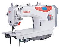 Bruce RA6N-E Промышленная швейная машина автомат для легких и средних материалов с закрытым маслянным картером, фото 1