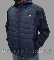 Толстовка(батник)мужская с капюшоном на застежке  Польша