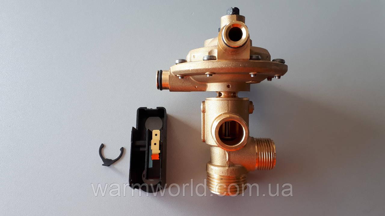 0020106350 3-х ходовой клапан Micra 2, Smicra Н021002478 Hermann аналог