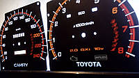 Шкалы приборов Toyota Camry SV20/21, фото 1