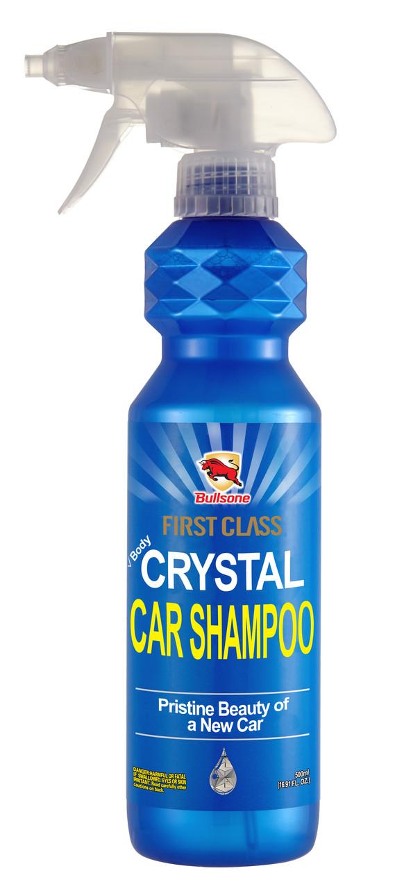 Автошампунь Bullsone Crystal Car Shampoo / 500 мл