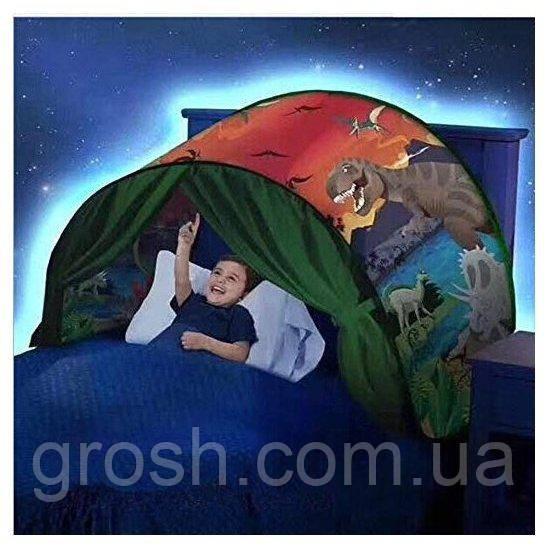 Детская палатка мечты ЗЕЛЕНАЯ Dream Tents