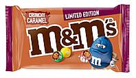 Драже M&M's Crunchy Caramel Chocolate 36g