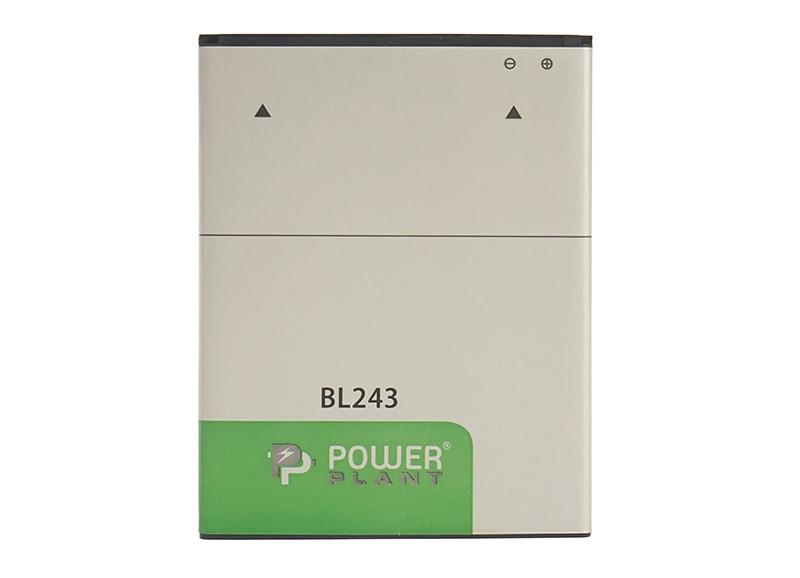 Аккумулятор PowerPlant Lenovo K3 Note (BL243) 3000mAh