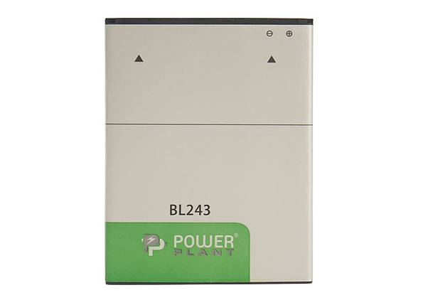 Аккумулятор PowerPlant Lenovo K3 Note (BL243) 3000mAh, фото 2