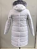 Женская теплая зимняя куртка, фото 6