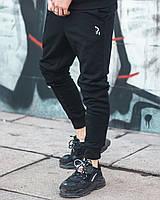 Спортивные штаны Пушка Огонь Jog черные, фото 1