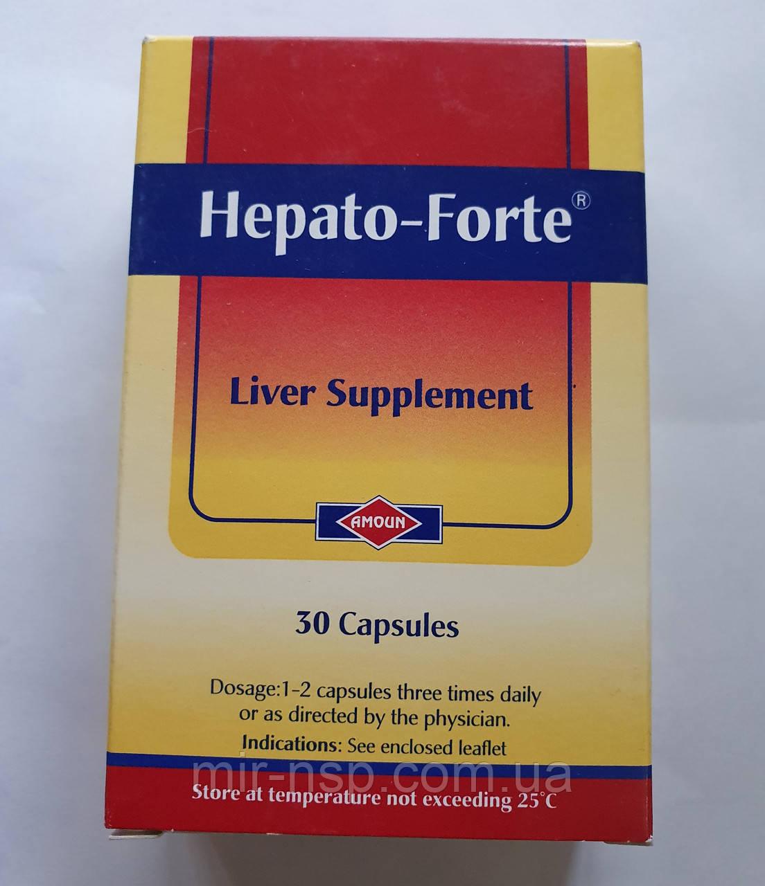 Гепато-Форте Hepato-Forte №30 Египет