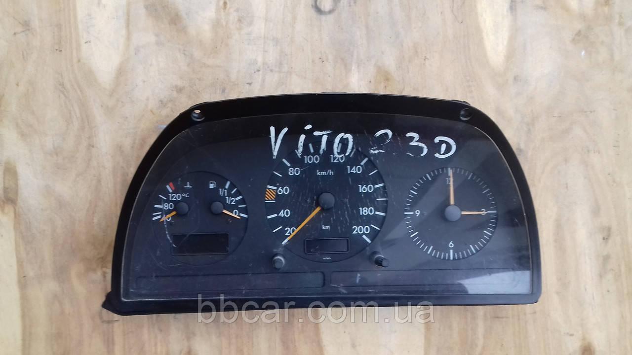 Щиток приборів Mercedes-Benz Vito  VDO   000 542 92 01;110008850027