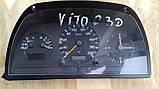 Щиток приборів Mercedes-Benz Vito  VDO   000 542 92 01;110008850027, фото 2