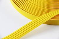 Направляющая тактильная лента желтая ЛТ29