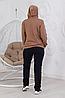 Женский спортивный костюм из трикотажа двунитка размеры 48-56, фото 2