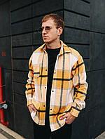 Сорочка чоловіча тепла, байкова / Рубашка мужская теплая, байковая