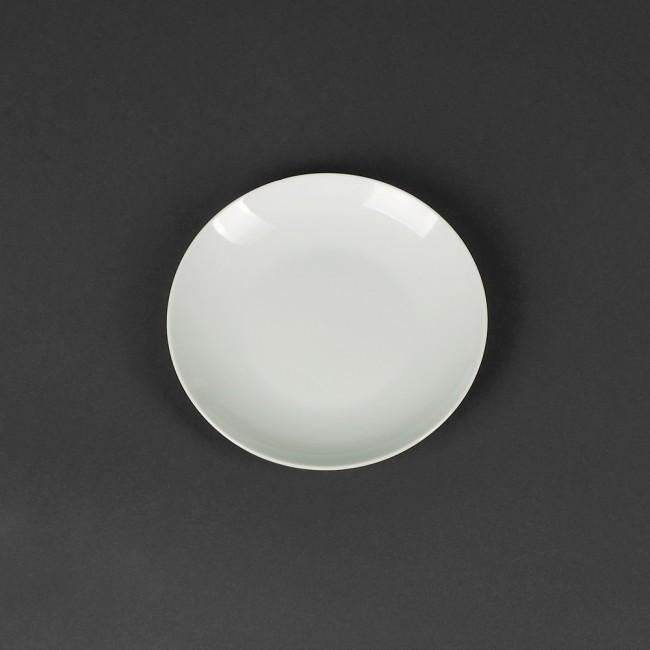 Тарелка пирожковая круглая HLS Extra white 155 мм (A7001)