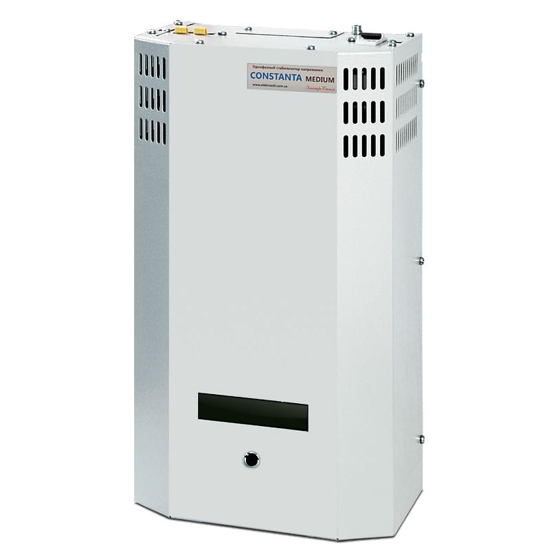 Однофазный стабилизатор напряжения CONSTANTA MEDIUM СНСО — 7000 (7 кВт)