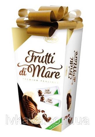 Шоколадные конфеты пралине Frutti di Mare Hazelnut Gift  Vobro  , 190 гр, фото 2