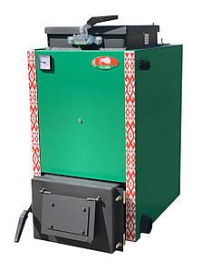 Шахтный котел Zubr Mini 12 кВт