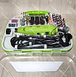 Комплект Білоруських інструментів: Гравер, Лобзик електричний, Шуруповерт мережевий, фото 3