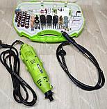 Комплект Білоруських інструментів: Гравер, Лобзик електричний, Шуруповерт мережевий, фото 9