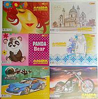 Альбом  для малювання 12 арк. на скобі TK-50214 (економ) (30/180/240) (ТІКІ)