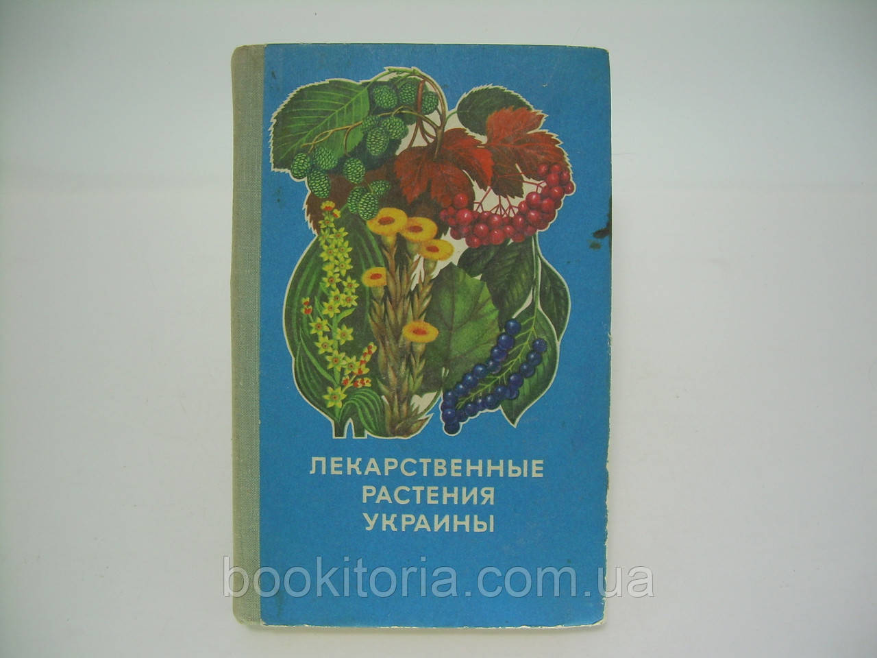 Ивашин Д., Катина З., Рыбачук И. и др. Лекарственные растения Украины (б/у).
