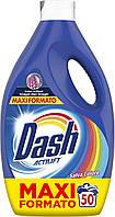 Гель для стирки цветного белья Dash Salva Color 2.7 л 50 стир, фото 1