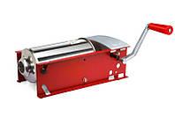 Шприц для начинки  колбас ручной Tre spade STAR 5,цвет красный, фото 1