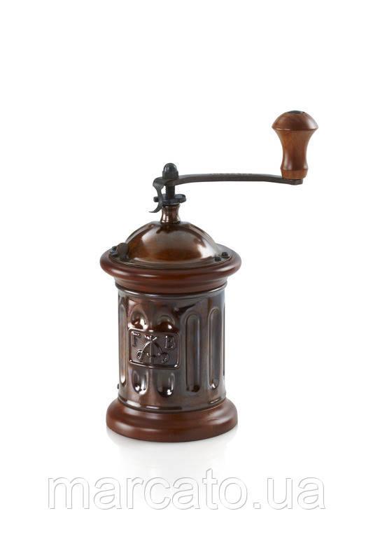 Мельница для кофе Tre spade MC 13R, цвет коричневый