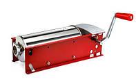 Ручной колбасный шприц  Tre spade MOD. 7,цвет красный