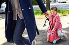 Дитяча валіза TOPMOVE® для подорожей orange, фото 9