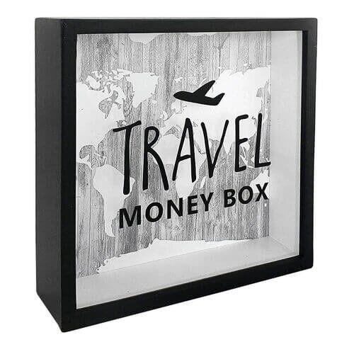 Копилка для денег Present «Travel money box» (самолет) KOP_18D011