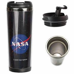 Термокружка ZIZ «NASA» 21078