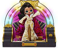 Коллекционная кукла ЛОЛ ОМГ Ремикс Селебрити L.O.L. Surprise! O.M.G. Remix Jukebox B.B 569879