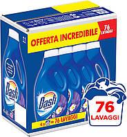 Гель для стирки универсального белья Dash Actilift Lavanda 4.9 л 76 cтир