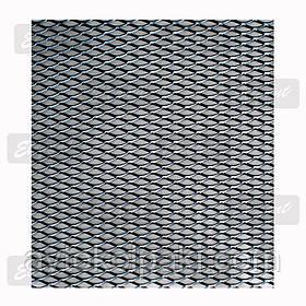 Сетка бампера без упаковки черная 1м х20 см Elegant  №4