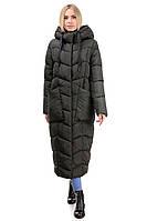 Зимнее длинное пальто биопух «Валзер», фото 1