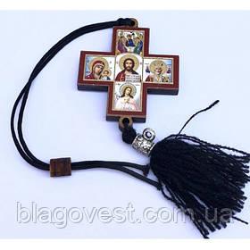 Підвіска (хрест-іконостас дерево) До