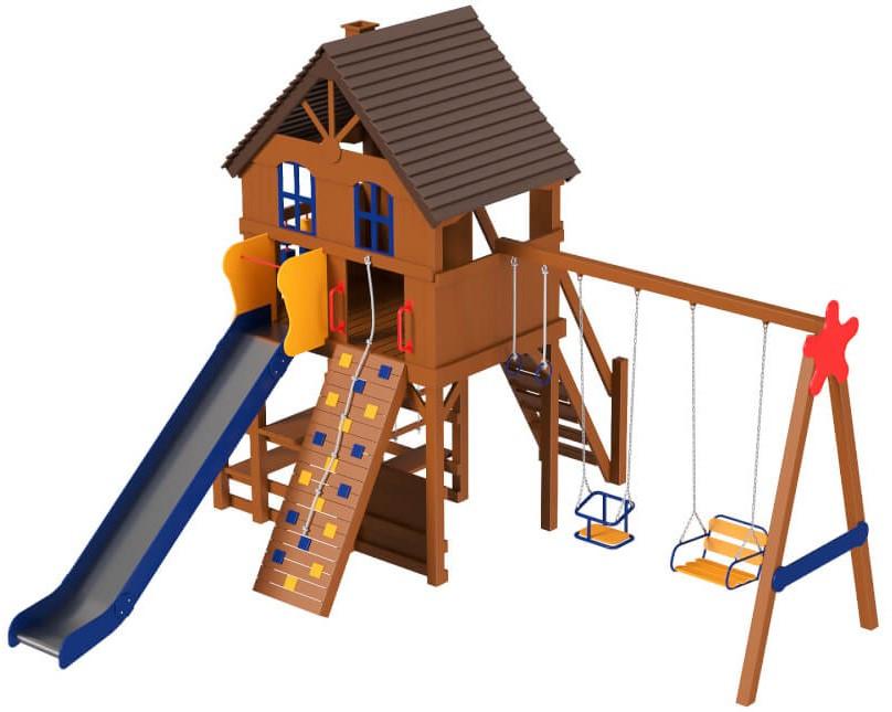 Детский игровой развивающий комплекс Дача KDG (11015)