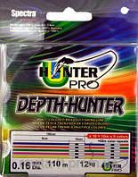 Плетеный шнур Hunter Pro